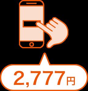 auのiDeCo(個人型確定拠出年金)への加入・移管時初期手数料は2,777円