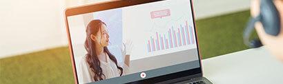 大和証券ウェブサイトは動画セミナーも満載
