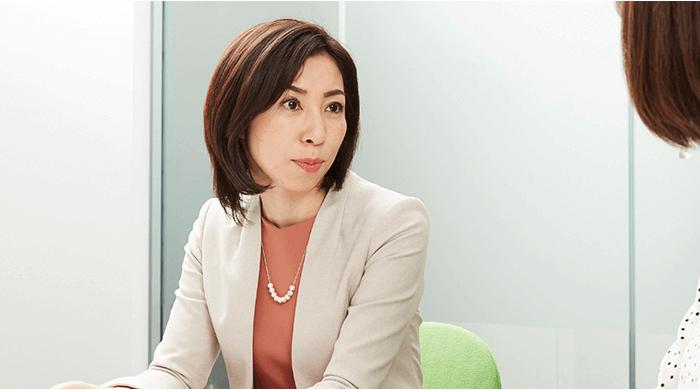 ファイナンシャルプランナー飯村久美さん - ライフプランを立てて無理のない金額から老後のお金を積み立てていくことが大切です。